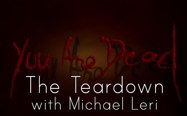 The Teardown: The Bi-Weekly Gaming Column