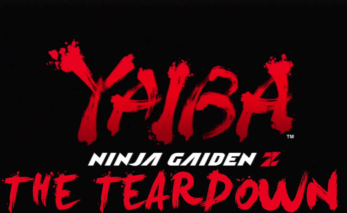 The Teardown: Yaiba: Ninja Gaiden Z