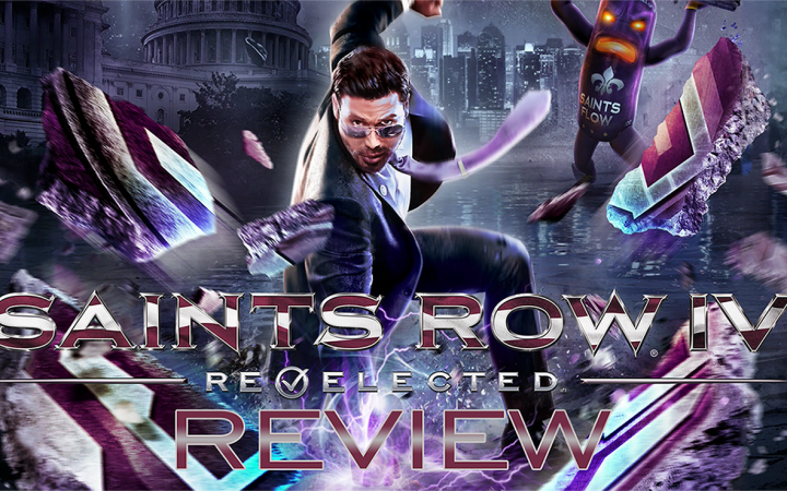 """Saints Row IV: Re-Elected"" Deserves Impeachment"