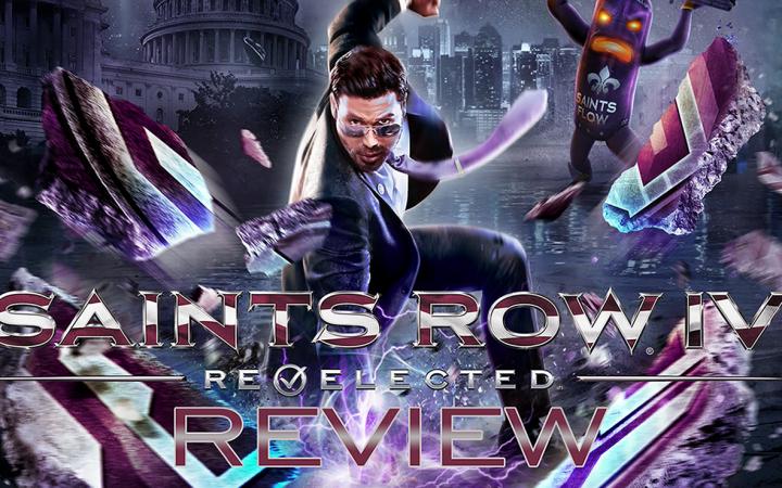 """""""Saints Row IV: Re-Elected"""" Deserves Impeachment"""