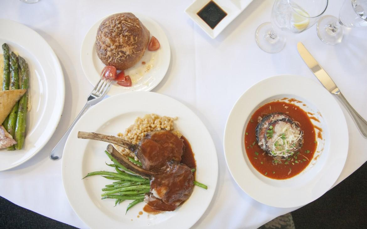 SF State's Vista Room offers fine dining on a budget