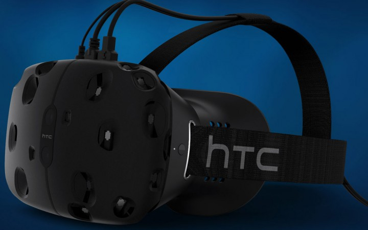 HTC and Valve debut virtual reality headset