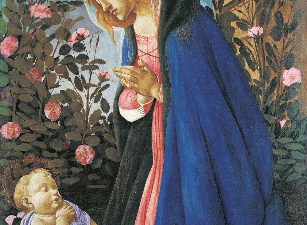 Credit: National Galleries of Scottland, Sandro Botticelli's 1495 piece.