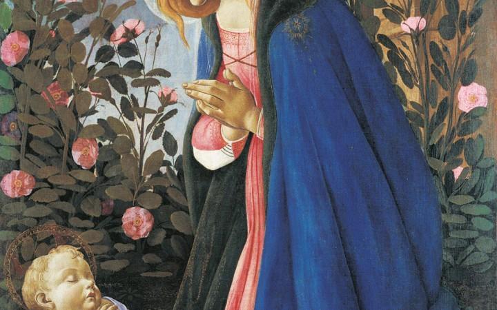 Credit: National Galleries of Scottland, Sandro Botticelli's 1495 piece.