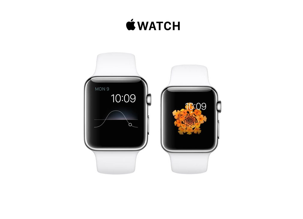 Apple Watch models revealed