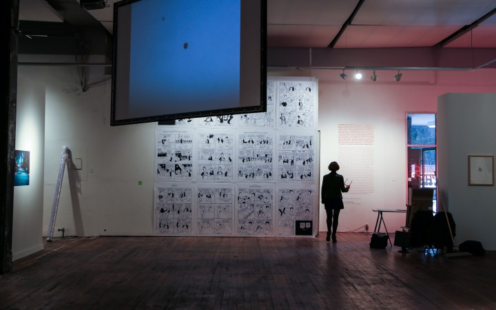 Revival of an experimental art space