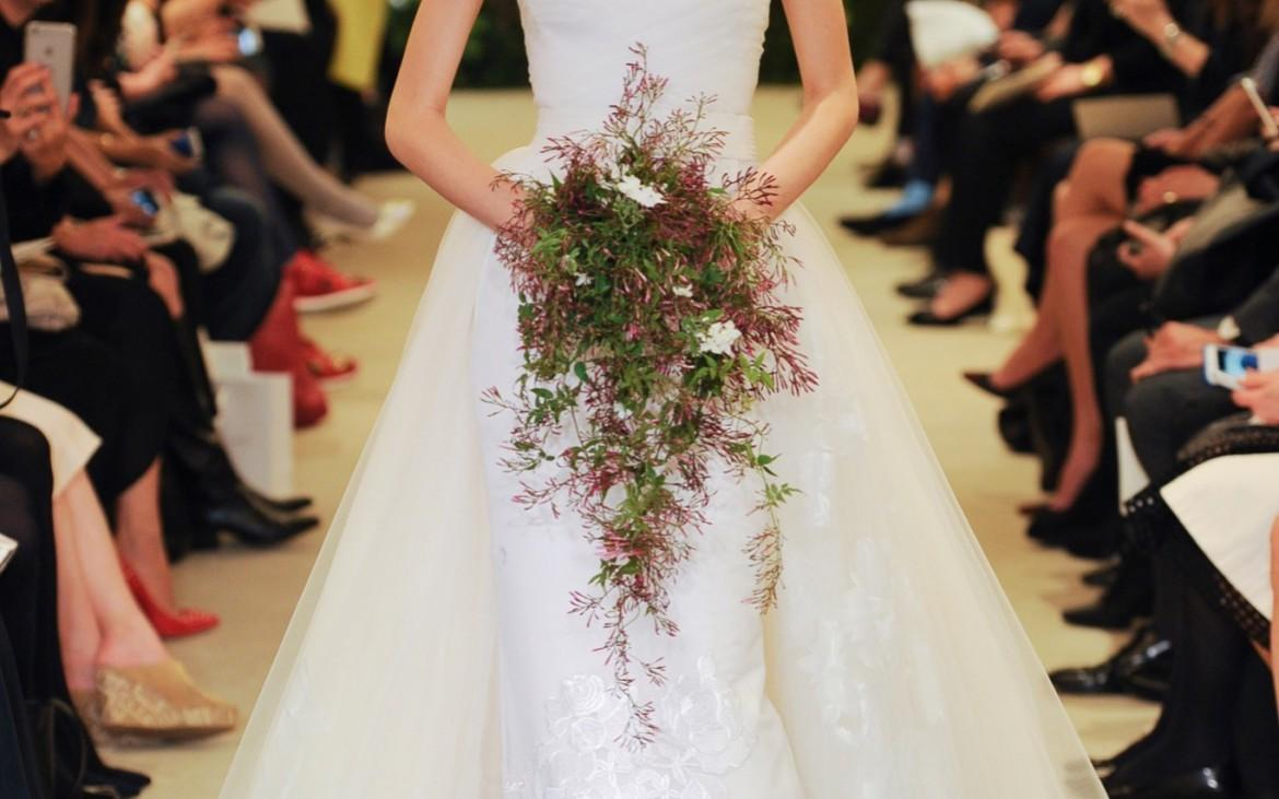 It's All About Bridal Fashion Week- For Now.