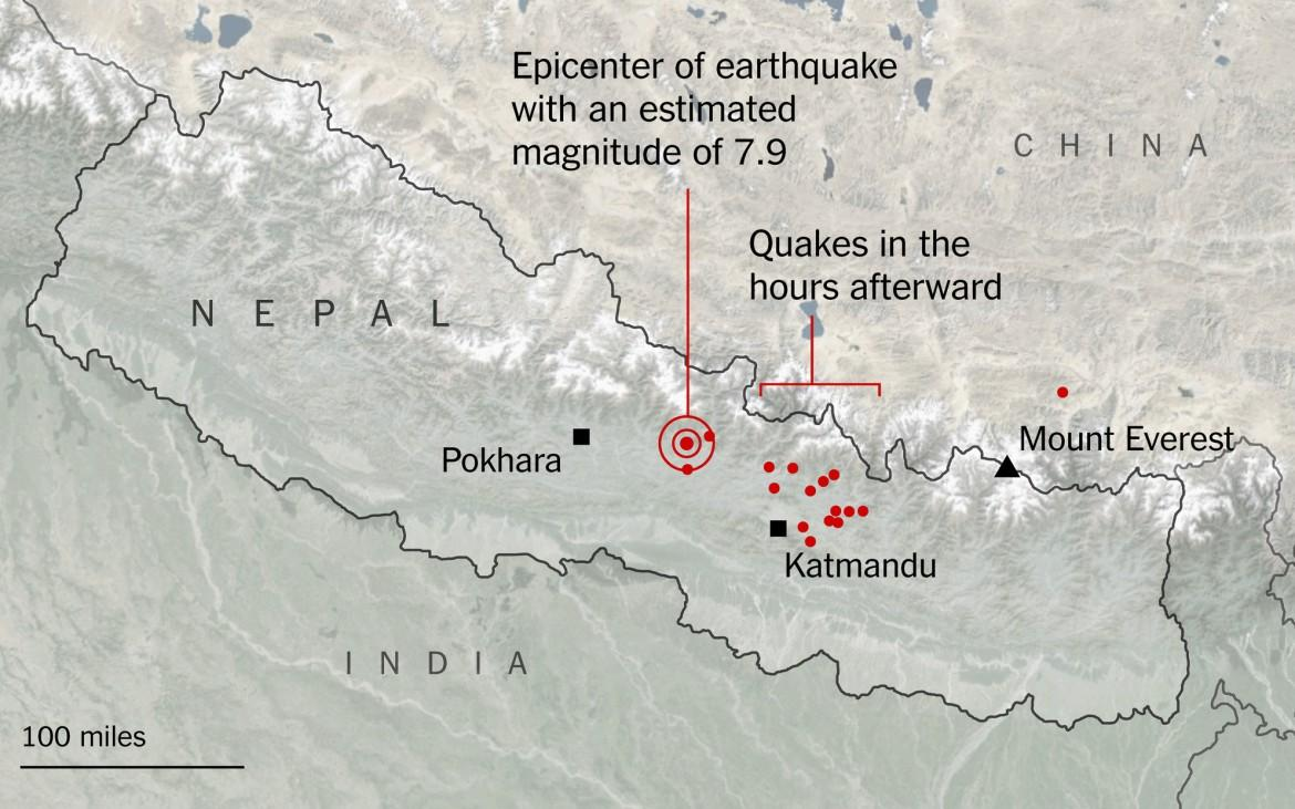 Nepal Quake: Architecture's Role