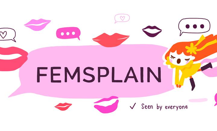 Interview: Amber Gordon, founder of Femsplain
