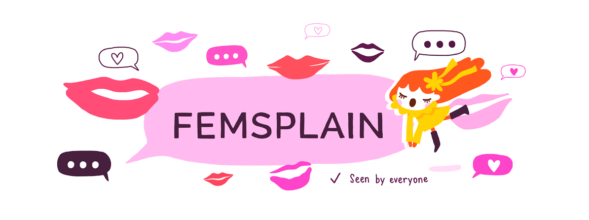 Interview: Amber Gordon, founder of Femsplain