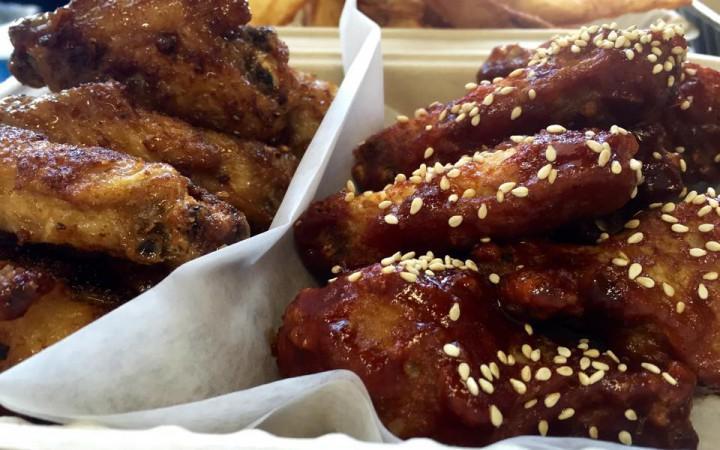 Food Passport: Hot Sauce and Panko