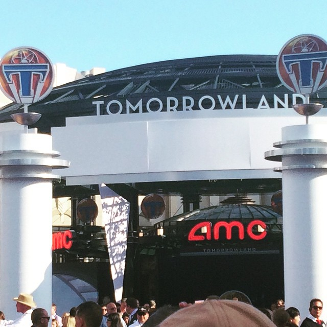 Tomorrowland+movie+premier+at+Downtown+Disney.+Photo+by%3A+Tami+Benedict+