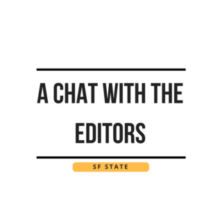 A Chat with the Editors