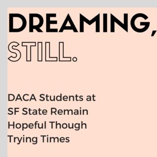 Dreaming, Still.