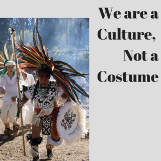 We are a Culture, Not a Costume