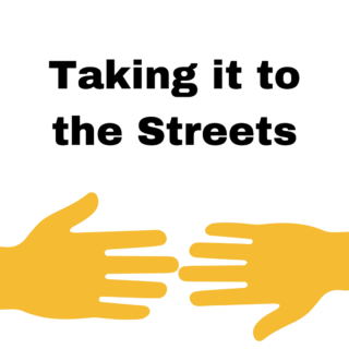 Taking it to the Streets, Part 2