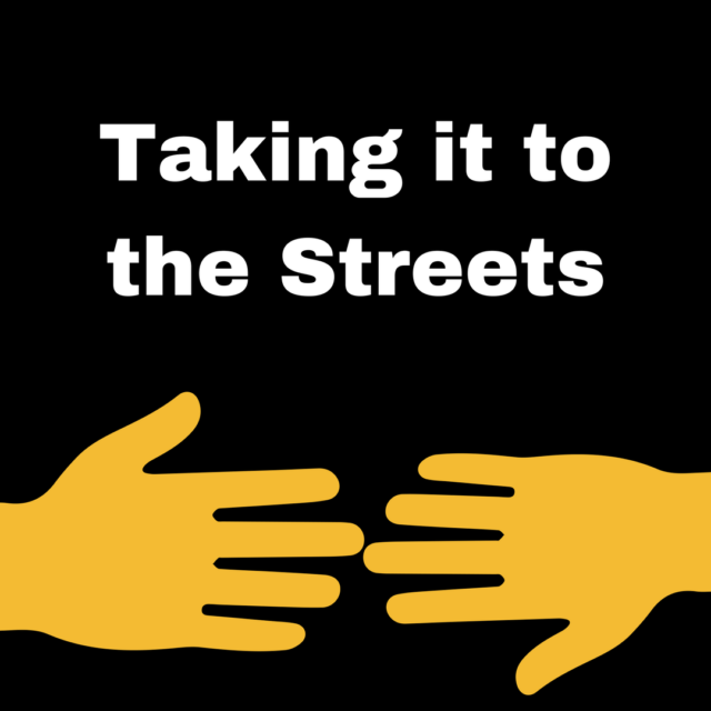 Taking+it+to+the+Streets