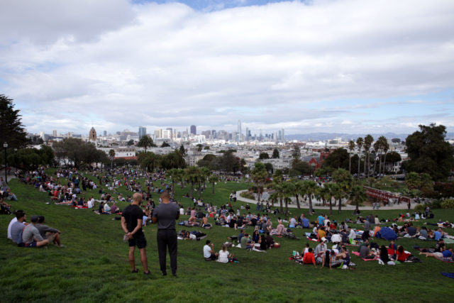 The+top+of+Mission+Dolores+Park%2C+in+San+Francisco%2C+Calif.+on+September+29%2C+2018.+%28Janett+Perez%2FXpress%29