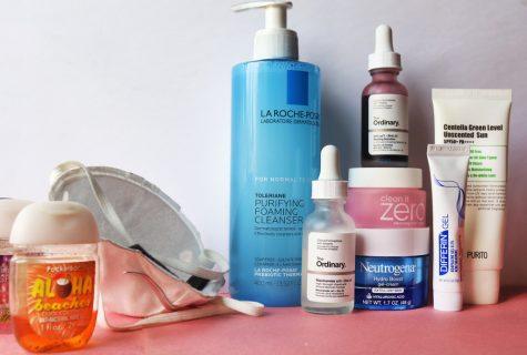Lockdown skin care