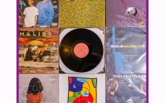 Resurgence of vinyl records