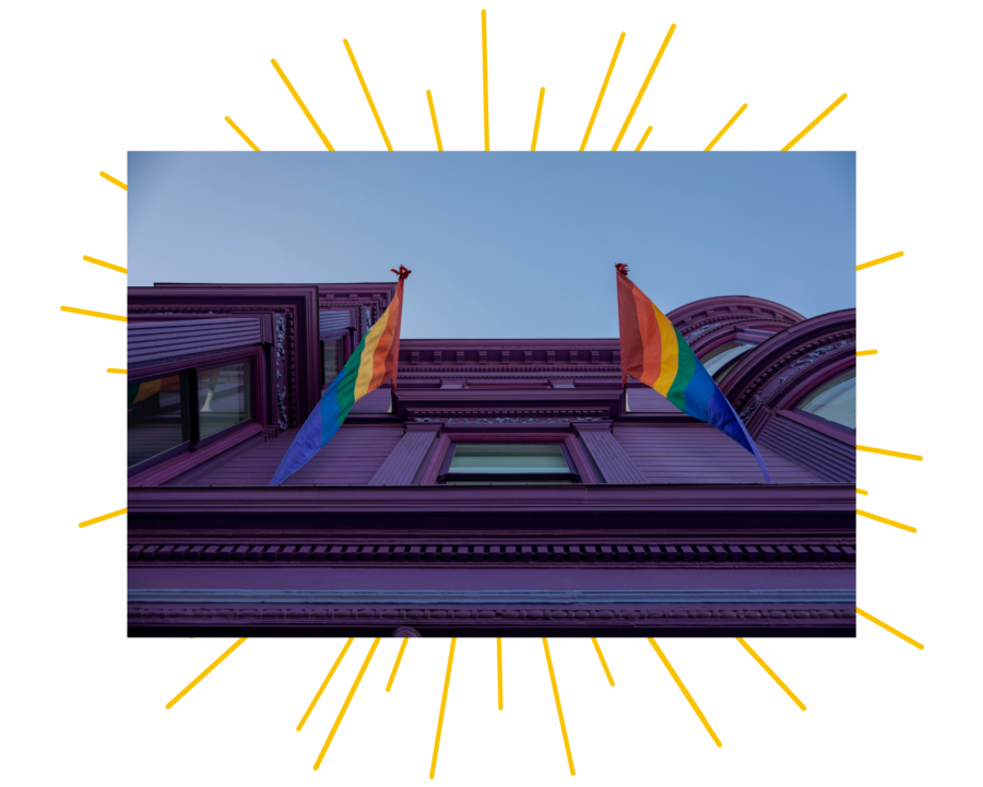 Having 'Pride' in their identity